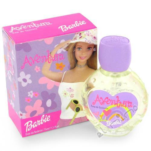 Barbie Aventura 75ml EDT W