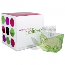 Britney Spears Believe 50ml EDP W