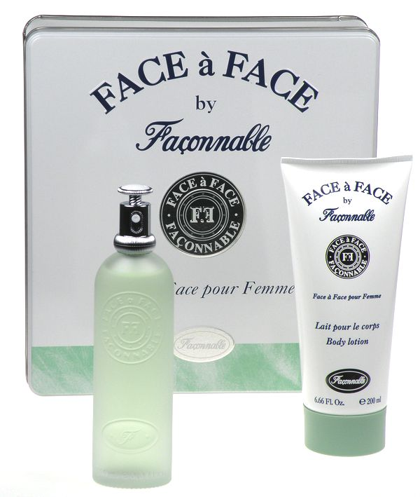 Faconnable Face a Face 100ml EDT W