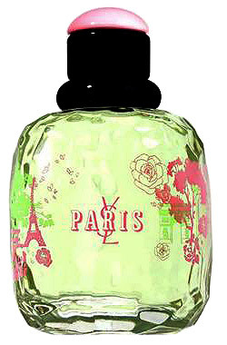 Yves Saint Laurent Paris Jardin Romantic 125ml EDP W