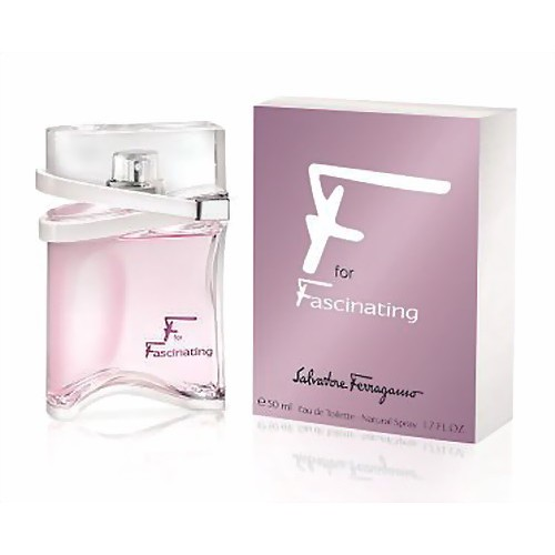 Salvatore Ferragamo F for Fascinating EdT 90ml W