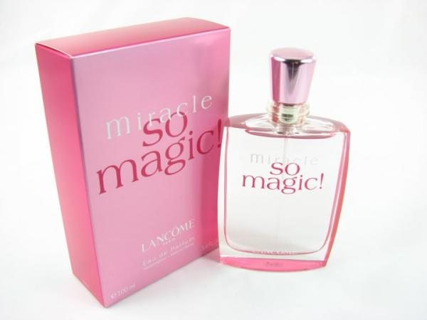 Lancome Miracle So Magic EdP 30ml W
