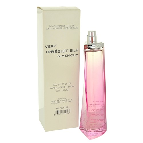 Givenchy Very Irresistible EdT 75ml Tester