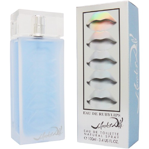 Salvador Dali Eau de Ruby Lips EdT 50ml W