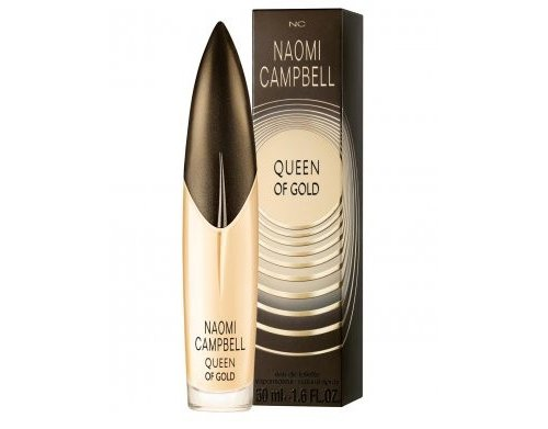 Naomi Campbell Queen of Gold EdP 30ml W