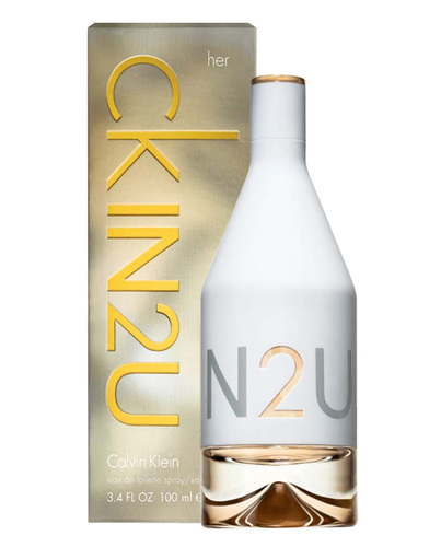Calvin Klein In2U EdT 100ml W