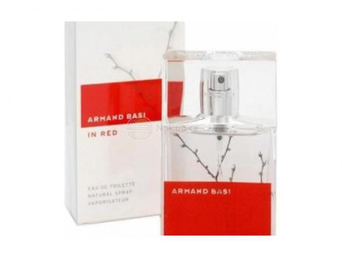 Armand Basi In Red - toaletní voda - 100 ml