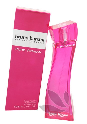 Bruno Banani Pure Woman EdT 60 ml W