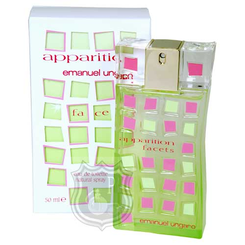 Emanuel Ungaro Apparition Facets EdT 50 ml W