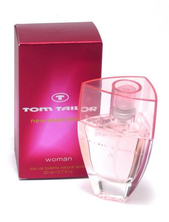 Tom Tailor New Experience Woman EdT 30 ml W