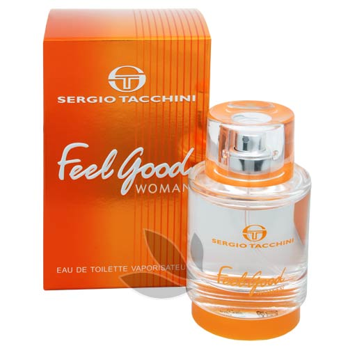 Sergio Tacchini Feel Good Woman EdT 50 ml W