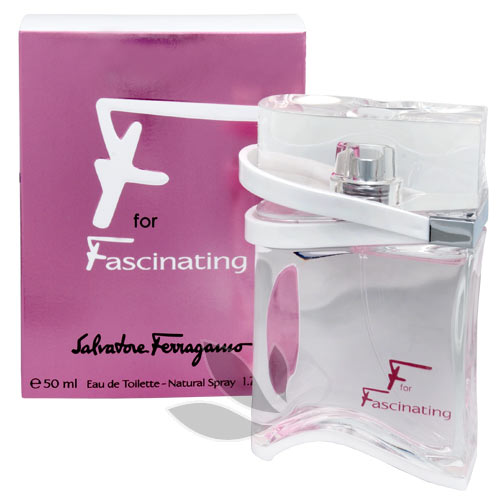Salvatore Ferragamo F for Fascinating EdT 50 ml W
