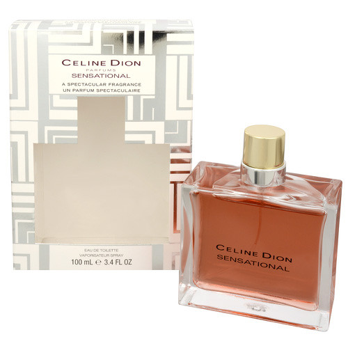 Celine Dion Sensational EdT 50 ml W