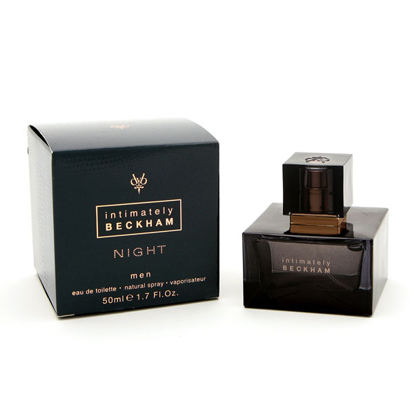 David Beckham Intimately Beckham Night Women EdT 75 ml W