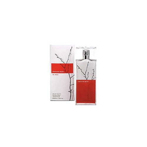 Armand Basi In Red EdT 100 ml W